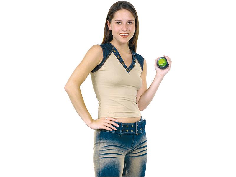 Verbessert die Reaktionen und die Hand-Augen-Koordination//K/örpergeschwindigkeit ZHIXX MALL Fitness-Ball